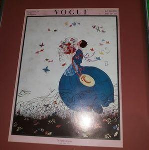 1916 Vogue Cover